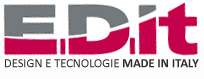 E.D.it. Design e Tecnologie Made in Italy Logo